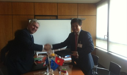 Cục HKVN và Tổng cục HKDD Pháp ký kết Thỏa thuận hợp tác kỹ thuật