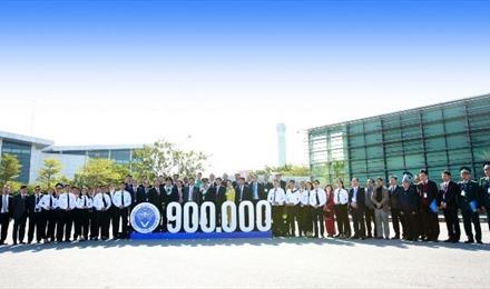 Thư khen của Cục trưởng Cục Hàng không Việt Nam tới Kíp trực APP/TWR Nội Bài ngày 21 tháng 01 năm 2020