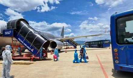 Kế hoạch tiếp tục thực hiện Hướng dẫn tạm thời về triển khai các đường bay nội địa chở hành khách